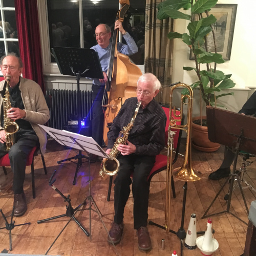 RedFrog host an evening of Jazz and Prosecco