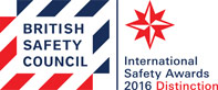 british safety council international award